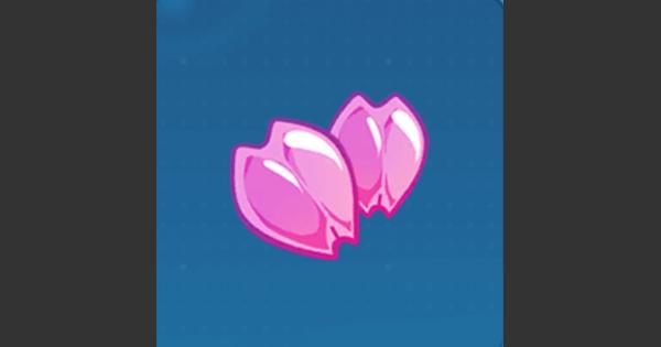【崩壊3rd】ダブル緋桜の欠片の入手方法と使い道