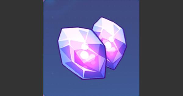 【崩壊3rd】ダブルエーテルの結晶の入手方法と使い道