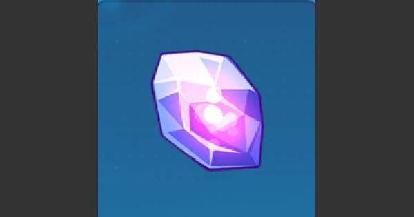 【崩壊3rd】エーテルの結晶の入手方法と使い道