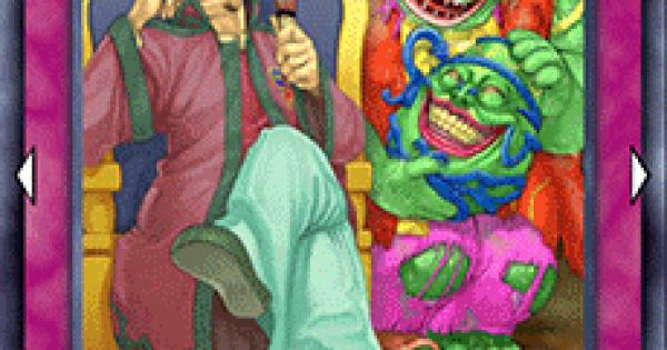 【遊戯王デュエルリンクス】ゴブリンのその場しのぎの評価と入手方法