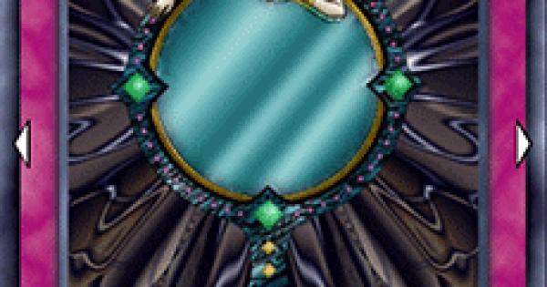 【遊戯王デュエルリンクス】天使の手鏡の評価と入手方法