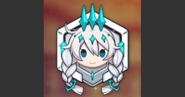 【崩壊3rd】冬姫のお姫様勲章の入手方法と使い道
