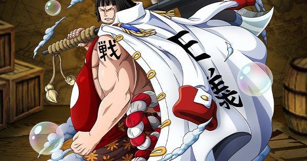 【トレクル】戦桃丸(新世界の門番)の評価【ワンピース トレジャークルーズ】