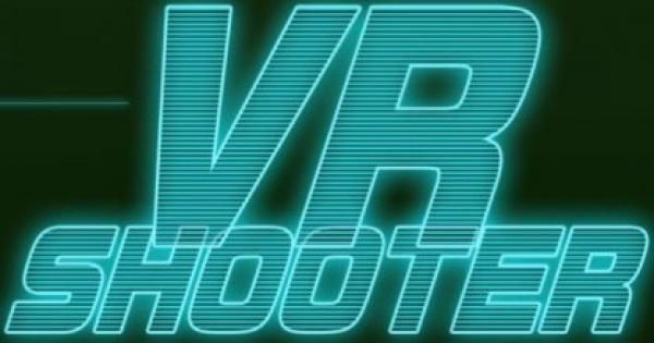 VRシューター攻略|パワフル高校限定ルート