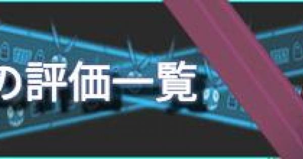 【崩壊3rd】姫子の評価一覧