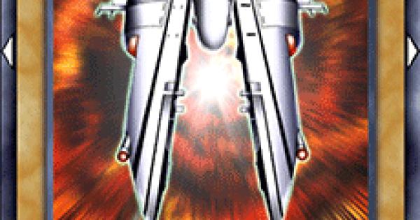 【遊戯王デュエルリンクス】超時空戦闘機ビックバイパーの評価と入手方法
