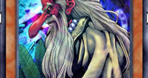 【遊戯王デュエルリンクス】偉大天狗の評価と入手方法