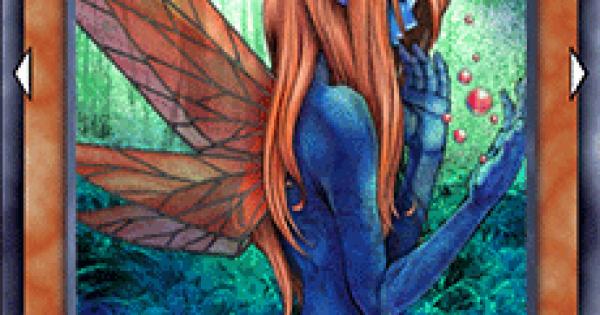 【遊戯王デュエルリンクス】幻影の妖精の評価と入手方法