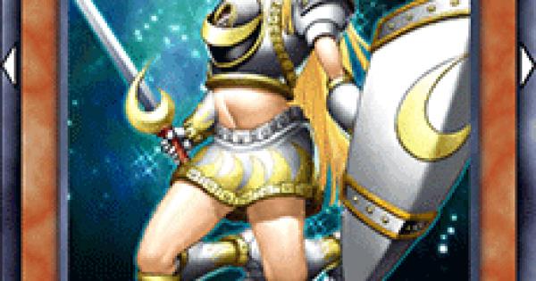 【遊戯王デュエルリンクス】月の女戦士の評価と入手方法
