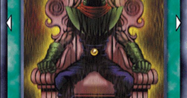 【遊戯王デュエルリンクス】ゼラの儀式の評価と入手方法