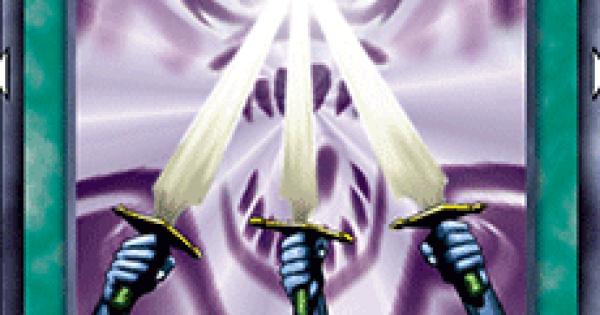 【遊戯王デュエルリンクス】ガルマソードの誓いの評価と入手方法