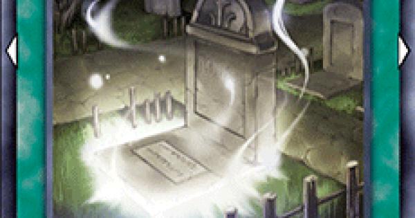 【遊戯王デュエルリンクス】奇跡の蘇生の評価と入手方法