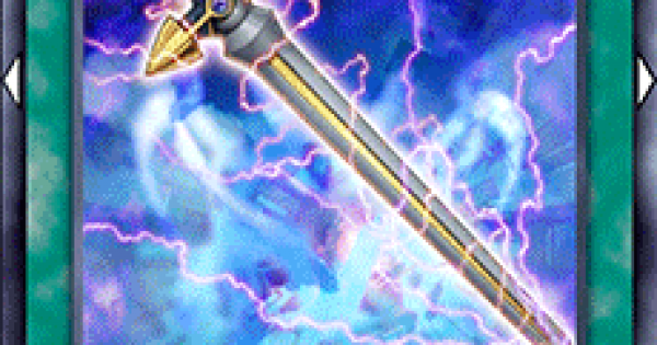【遊戯王デュエルリンクス】草薙剣の評価と入手方法