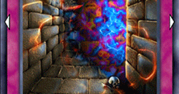 【遊戯王デュエルリンクス】死霊の巣の評価と入手方法