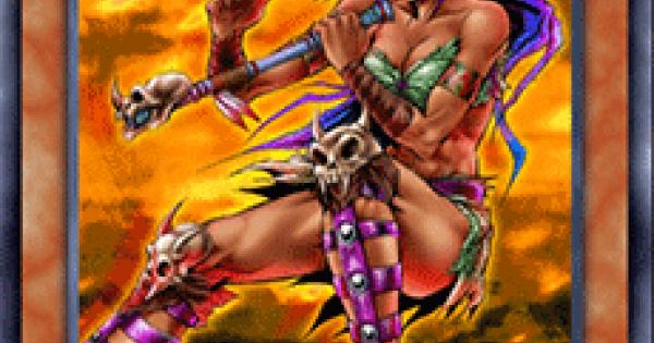 【遊戯王デュエルリンクス】アマゾネスの吹き矢兵の評価と入手方法