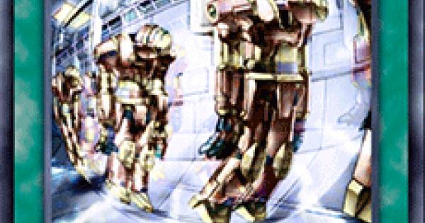 【遊戯王デュエルリンクス】機械複製術の評価と入手方法