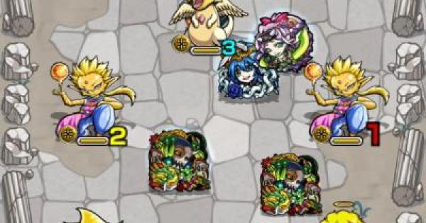 【モンスト】ラファエロ【極】攻略「煌めくルネサンスの花」適正パーティ