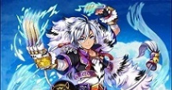 【白猫】ティガロの評価   白虎