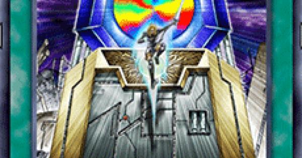 【遊戯王デュエルリンクス】異次元隔離マシーンの評価と入手方法