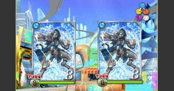 【黒猫のウィズ】クロスディライブ1ハード1-1~4攻略&デッキ構成