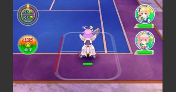 【白猫テニス】スイングエリアの重要性を解説!エリア拡大はなぜ強いのか?【白テニ】