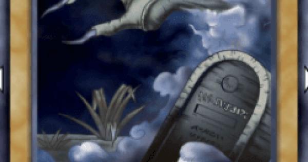 【遊戯王デュエルリンクス】手招きする墓場の評価と入手方法