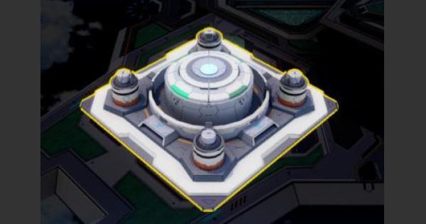 【崩壊3rd】機甲訓練所のバフ効果と必要素材