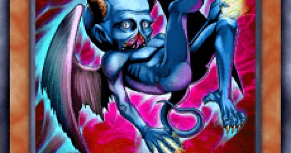 【遊戯王デュエルリンクス】ハデスの使い魔の評価と入手方法