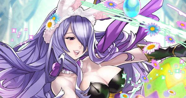 【FEH】兎カミラの評価!個体値とおすすめスキル継承【FEヒーローズ】
