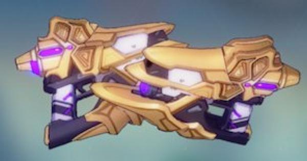【崩壊3rd】軒轅・パルスハンドガンの評価と武器スキル