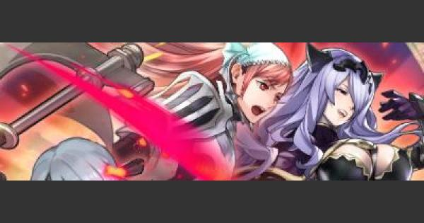 【FEH】ドラゴン編ガチャシミュレーター【FEヒーローズ】