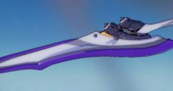 【崩壊3rd】深紫の騎士の評価と武器スキル