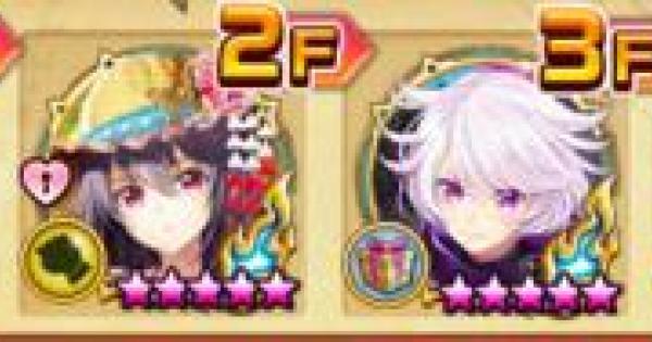 【白猫】千磨百錬インパクトのSS攻略とおすすめキャラ