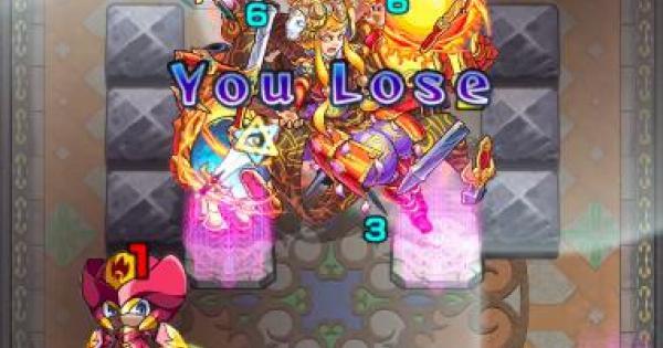 【モンスト】『覇者の塔』みんなの苦手な階層ランキング【モンスト速報】