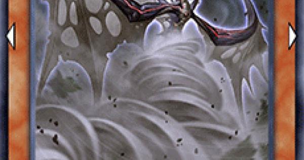 【遊戯王デュエルリンクス】ダークストームドラゴンの評価と入手方法