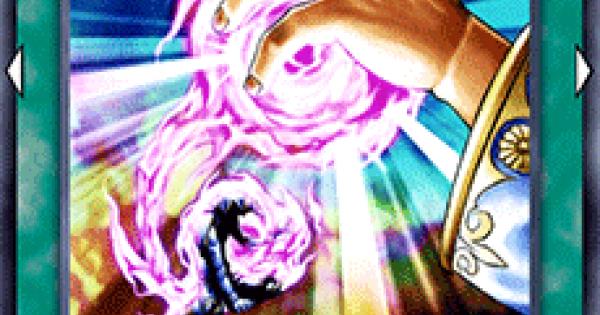 【遊戯王デュエルリンクス】魔法吸収の評価と入手方法