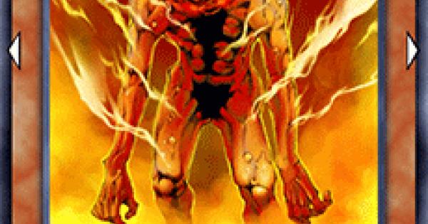 【遊戯王デュエルリンクス】灼熱ゾンビの評価と入手方法