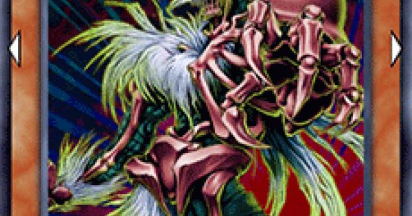 【遊戯王デュエルリンクス】合成魔獣ガーゼットの評価と入手方法