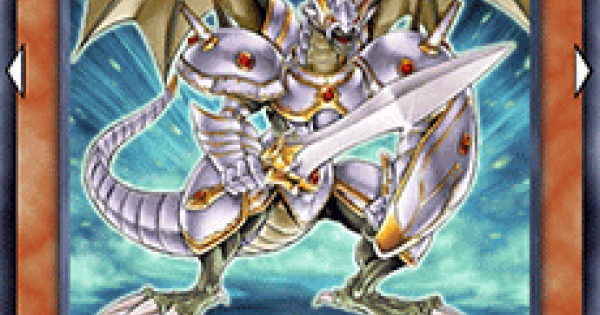 【遊戯王デュエルリンクス】竜の騎士の評価と入手方法
