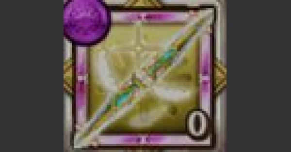 【ログレス】聖将メイデの護光剣メダルの評価|ルシェメル大陸のメダル【剣と魔法のログレス いにしえの女神】