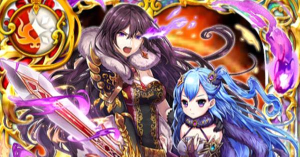 【黒猫のウィズ】ミツィオラ&ルミア(覇眼戦線大魔道杯)の評価