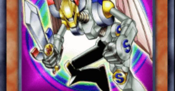 【遊戯王デュエルリンクス】磁石の戦士マグネットバルキリオンの評価と入手方法