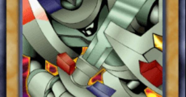 【遊戯王デュエルリンクス】磁石の戦士αの評価と入手方法