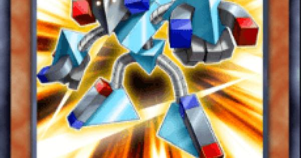 【遊戯王デュエルリンクス】磁石の戦士δの評価と入手方法