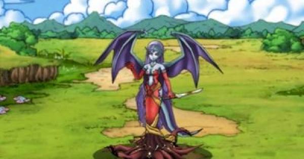 【DQMSL】妖女イシュダル(S)の評価とステータス