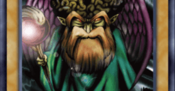 【遊戯王デュエルリンクス】魔天老の評価と入手方法