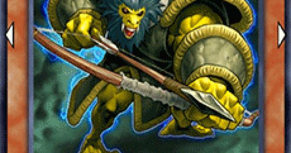 【遊戯王デュエルリンクス】森の狩人イエローバブーンの評価と入手方法