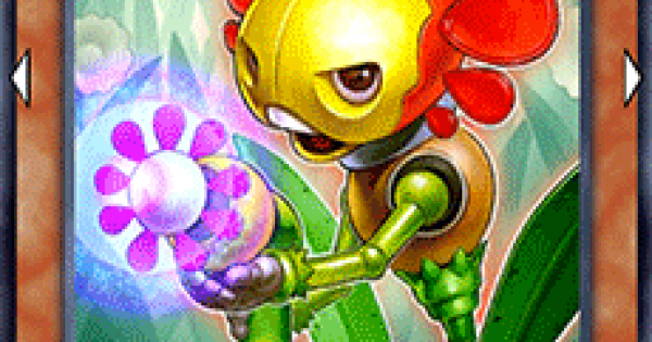 【遊戯王デュエルリンクス】フラボットの評価と入手方法