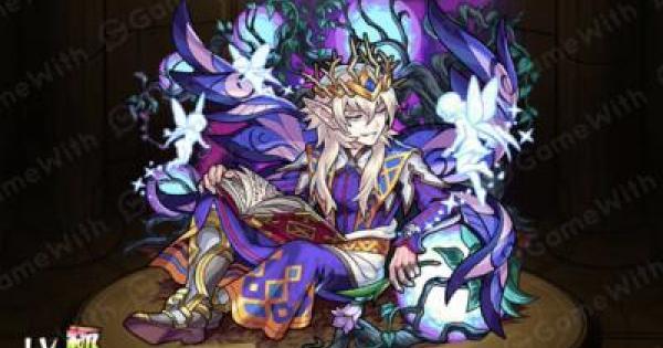 【モンスト】オベロンの最新評価!適正神殿とわくわくの実