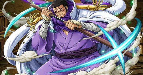 【トレクル】藤虎(決戦)の評価【ワンピース トレジャークルーズ】